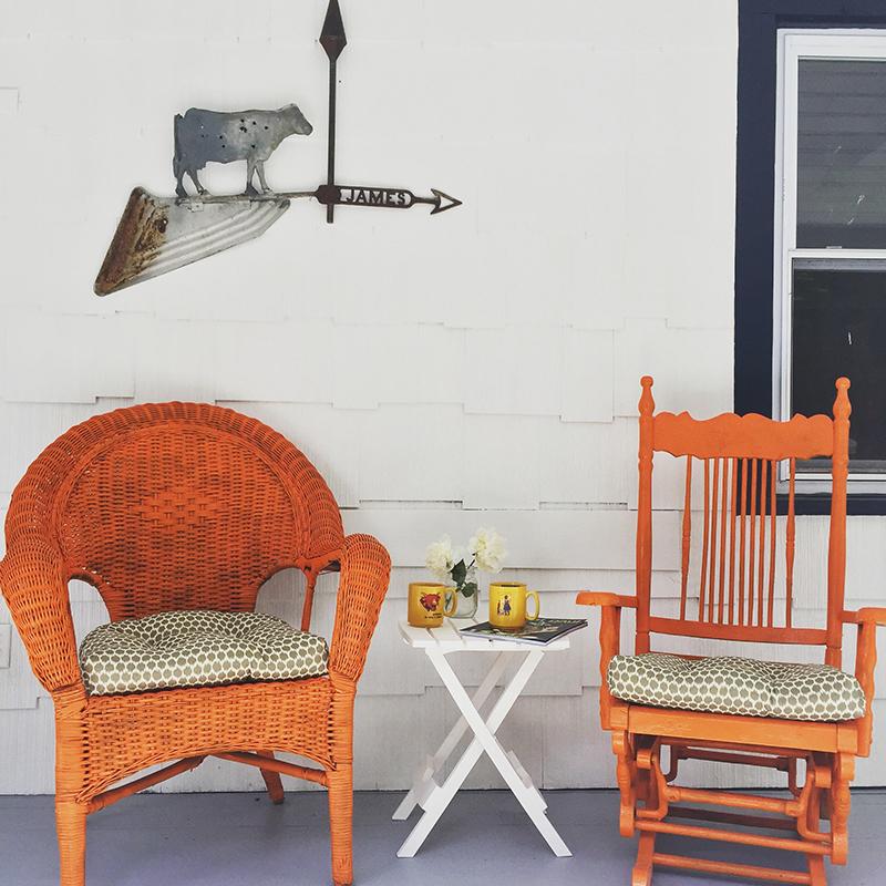 Front Porch Tableau